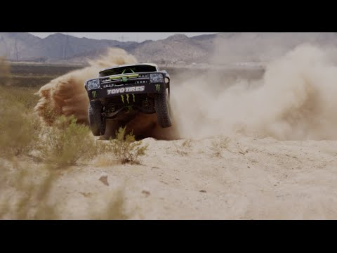 Monster Energy Off-Road Drivers At Vegas To Reno