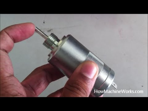 How stop solenoid and ignition key works - YouTube