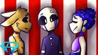 Minecraft FNAF: Puppet loses his memory?! (Minecraft Roleplay)