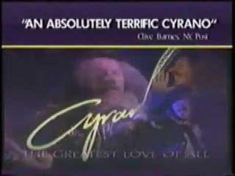 TV PROMO CYRANO DE MUSICAL