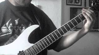 Thy Antichrist - Pseudo Gods (Rhythm Guitar)