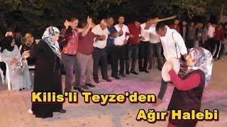 Kilis'li Teyze'den Ağır Halebi NENİ NENİ Mutlaka İzle ! GrupDELAL CanMazlum KİLİS