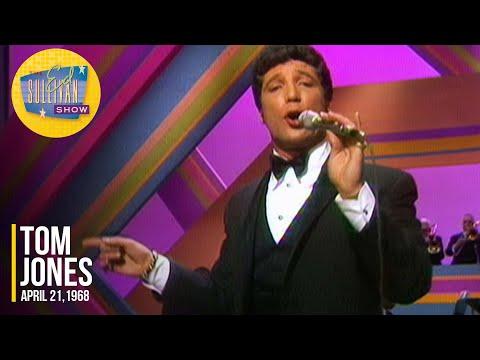 """Download Tom Jones """"Delilah"""" on The Ed Sullivan Show"""