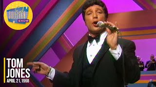 """Tom Jones """"Delilah"""" on The Ed Sullivan Show"""
