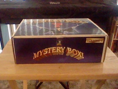 Full Moon Mystery Box of the Month (Episode 4) - YouTube