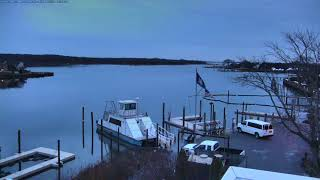 Southampton Marine Science Center Webcam  February 24, 2018