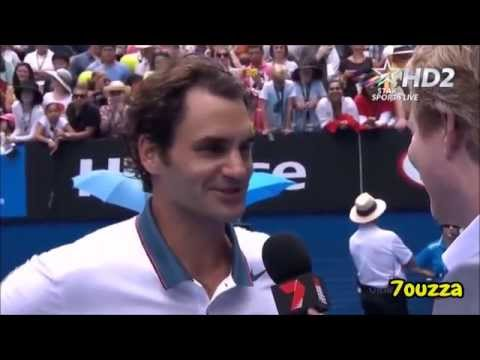 Thumbnail: Funny Tennis Moments