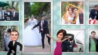 волшебная Свадьба )))