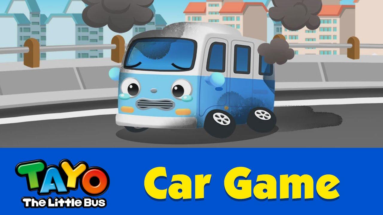 Tayo Car Game