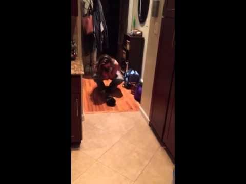 Janine's New Puppy Surprise