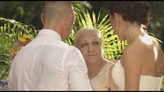 """Marisa rompe a llorar: """"Estoy envidiosa""""- Casados a Primera Vista"""