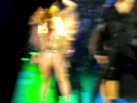 Lady Gaga - Monster TD Banknorth Garden Boston July 2 2010