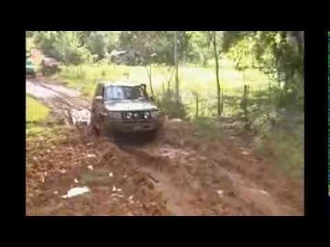 Nissan Patrol 4x4 Panama 1