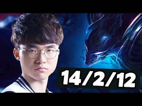 When Faker Plays Jungle