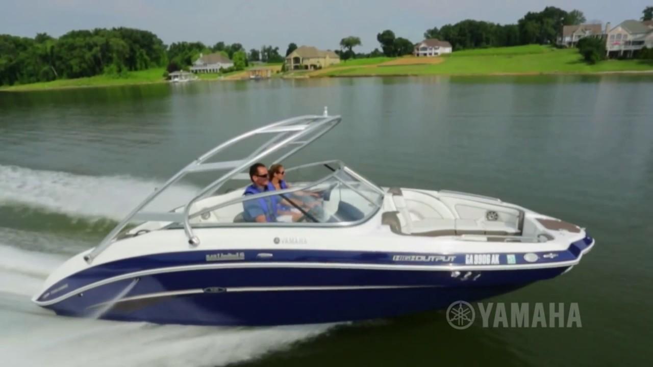 2014 yamaha 242 limited s boat youtube for Yamaha 242 for sale