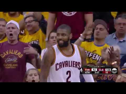Kyrie Irving and Isaiah Thomas Layup Finishes Are INSANE!  Who finishes Better At The Rim?