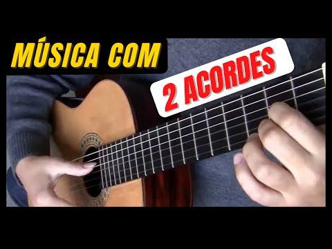 Músicas com 2 acordes - Toque Violão Agora - Leandro Latú - Music2You