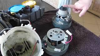 comment changer le moteur d'un aspirateur DYSON