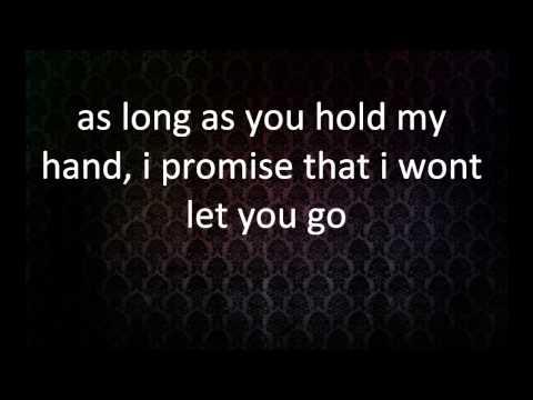 Erick Right - Don't Go Away [Lyrics on Screen] M'Fox