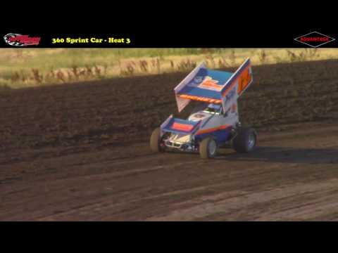 360 Sprint -- 7/8/17 -- Park Jefferson Speedway