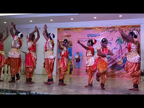 Semi classical Annie dance