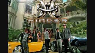 Watch Hinder Take It To The Limit video