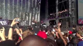 "Nas - Nas Is Like (""Let Nas Down"" Instrumental)/Hate Me Now (London Olympic Park, Wireless Festival)"