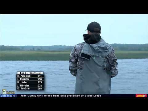 Bassmaster Live: 2017 Angler of the Year Friday