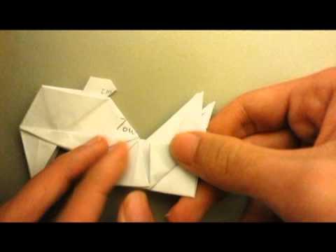 Maekawas Origami Rabbit To The Moon Steps 31 End