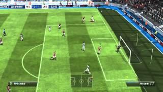 FIFA 13 Gameplay HD | A.C Milan vs. Juventus [Legendary]