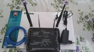 D-Link DWR-116 3G/4G LTE WI-FI Wireless N300 Multi-WAN Router without Modem Review