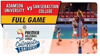 PVL 2018 CC - WD: Lady Falcons vs. Lady Stags | Full Game | 3rd Set | August 26, 2018