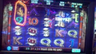 Three Kings 53 spins slot bonus~ IGT