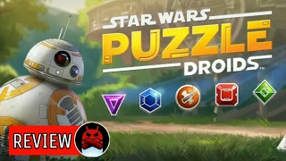 Star Wars: Puzzle Droids™ | Android Gameplay