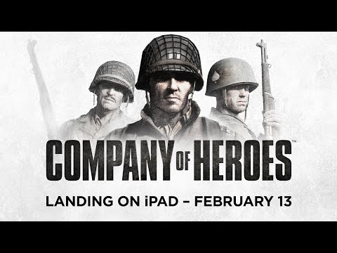 Company of Heroes – Coming to iPad on 13 February