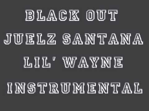 Juelz Santana Black Out Instrumental featuring Lil Wayne