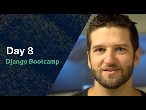 Files, Images, CSS, JavaScript & More - Day 8 - Django Bootcamp