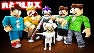 THE DOLL CAME TO LIFE! No one believed Denis!? (Roblox Roleplay)