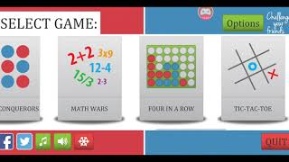 Have Fun with These 2 Player-Mini Games
