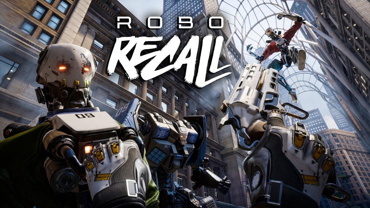 """Résultat de recherche d'images pour """"robo recall"""""""