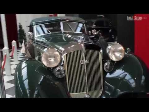 Музей Horch - Audi в Цвикау, Германия. ч.1