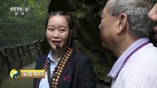 《深度财经》 20190914 致富路 家园梦| CCTV财经