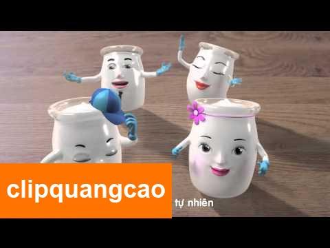 Quảng cáo sữa chua Wel Yo mới nhất 2016, Bé nào cũng thích