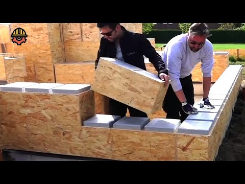 Incredible Fastest Wooden House Construction - Faster And Less Inexpensive Construction Solutions