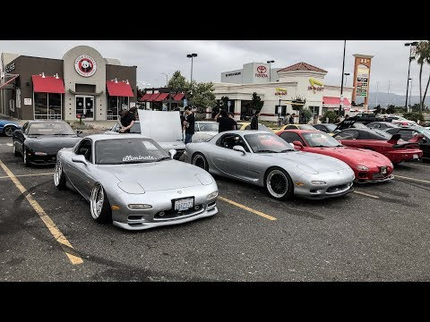 RX7 HEAVEN!! (MY FIRST 7's DAY)