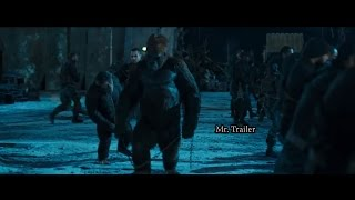 Планета обезьян: Война - Русский Трейлер 2 (2017)