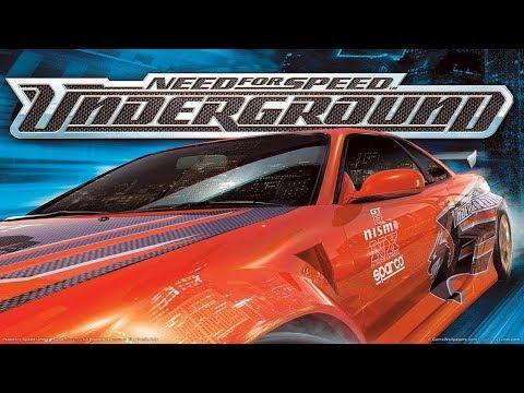 (LIVE)Need for Speed Underground! testando 1 horinha esse jogaço!