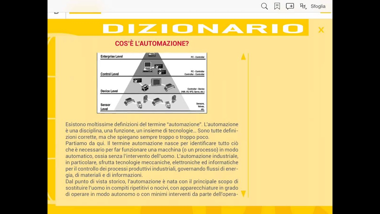 Automation Story versione per SPS 2015