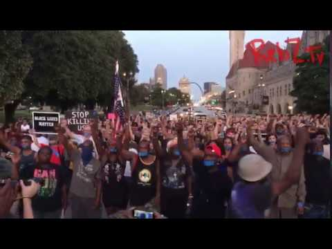 St. Louis Stockley Protests Night 11