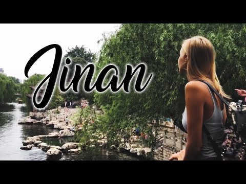Come with me to JINAN, CHINA